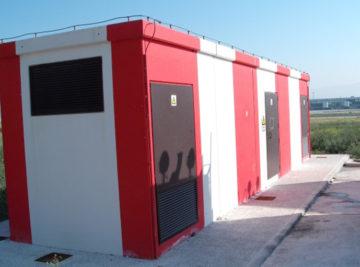 seguridad edificios auxiliares