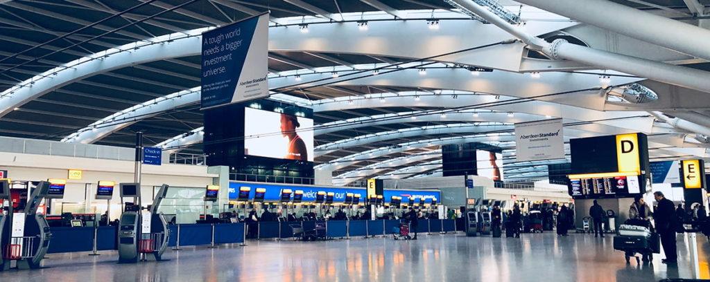 mejores aeropuertos