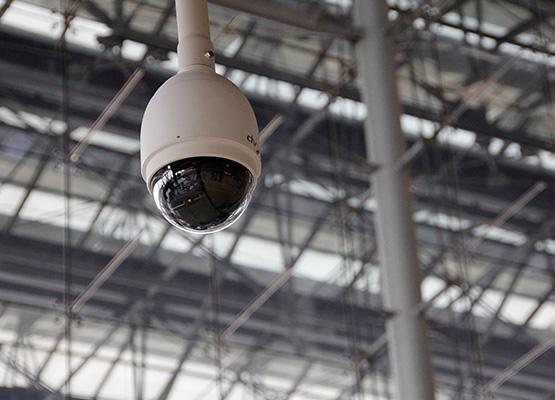 Seguridad CCTV en aeropuertos