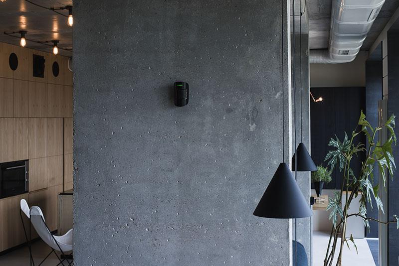 Sistema de seguridad detector de movimiento